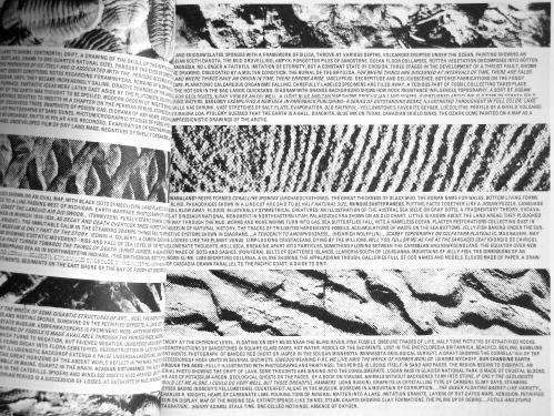 "Robert Smithson, ""Strata: A Photogeographic Fiction"""