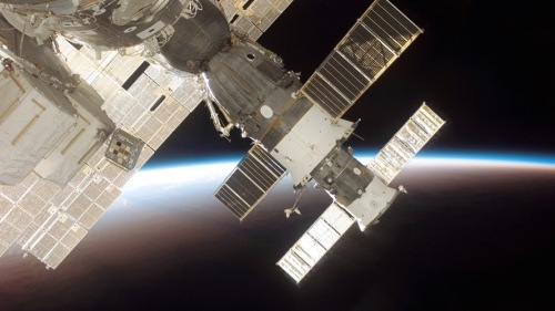 Soyuz-TMA-9-ISS-International-Space-Station-ISS-NASA-image-posted-on-SpaceFlight-Insider